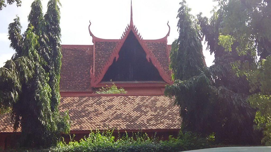 カンボジア 建物