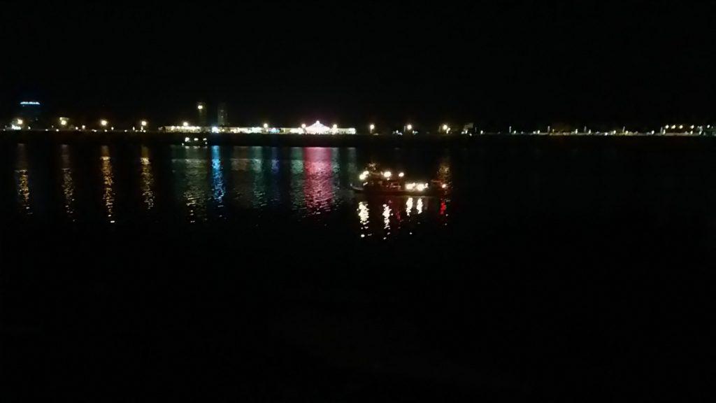プノンペン メコン川 散歩