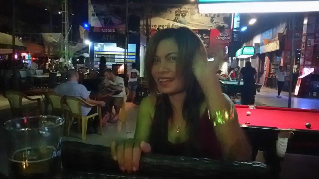 プノンペン 女性
