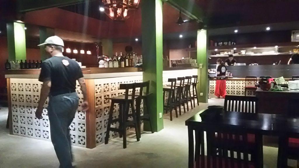 プノンペン 日本食 ラーメーン屋