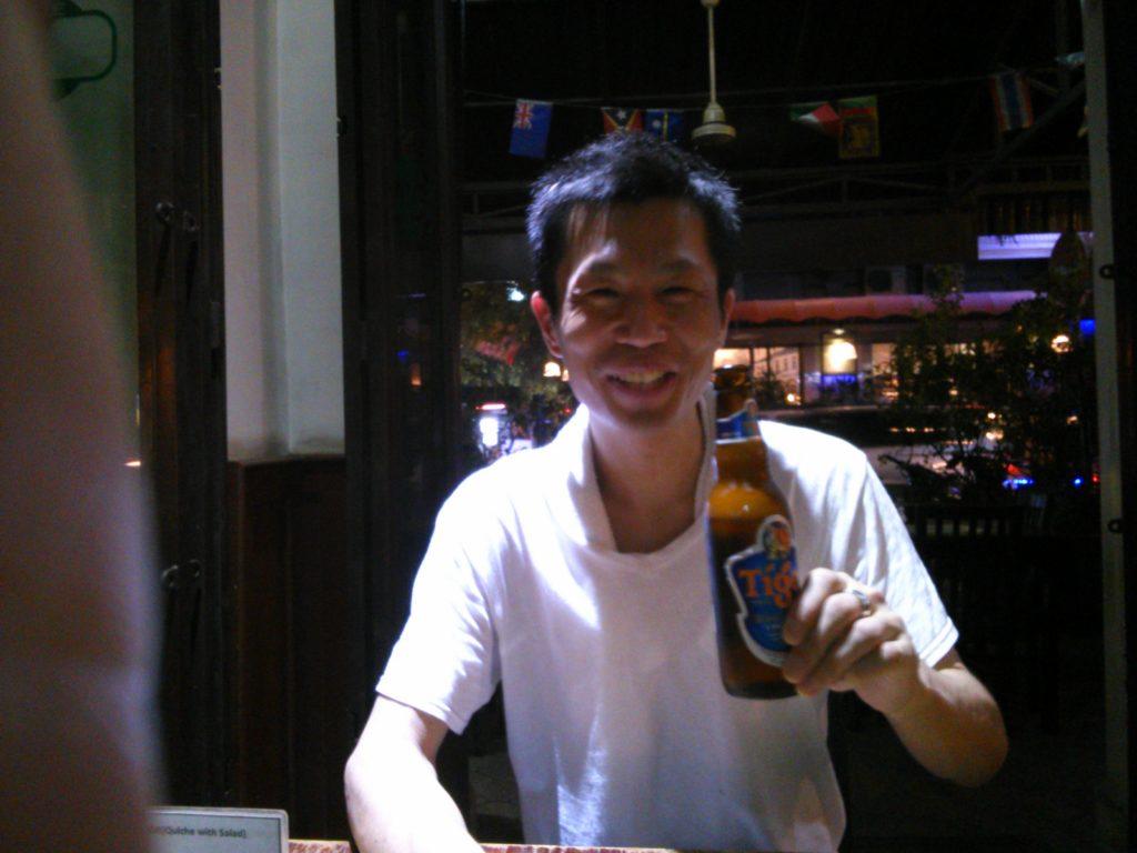 カンボジア ビール
