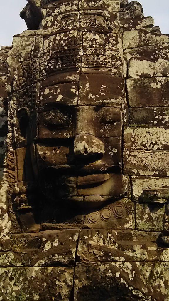 バイヨン寺院 観世音菩薩2