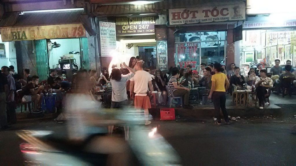サイゴン 街並み