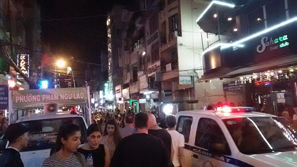 サイゴン 繁華街