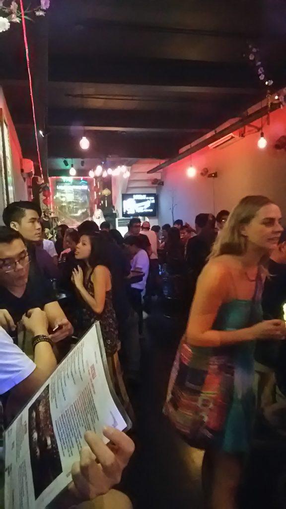 サイゴン バー店内2
