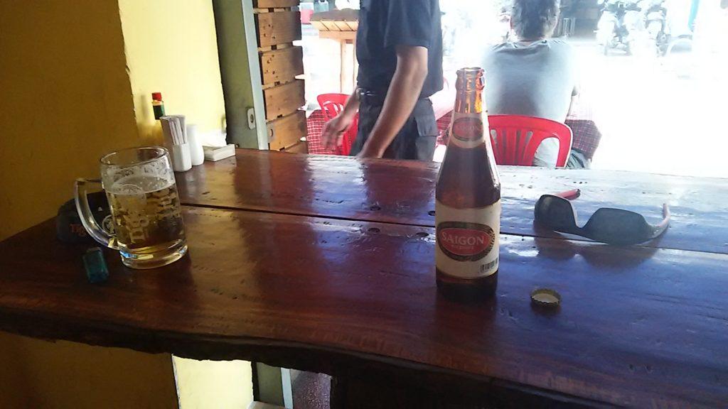 ホーチミン ビール