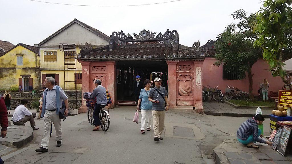 ホイアン 日本橋入口