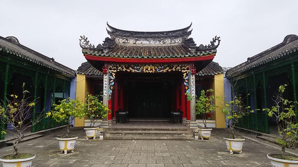 ホイアン 中華会館