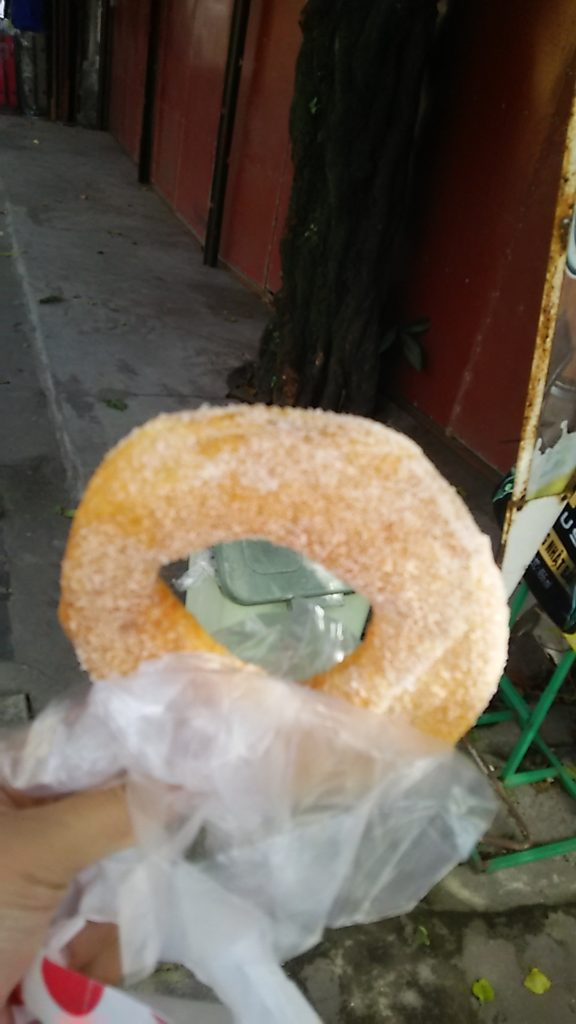 ホイアン 揚げドーナツ