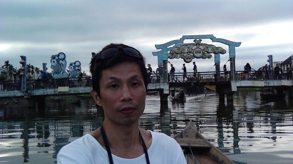 ホイアン 船上アンホイ橋