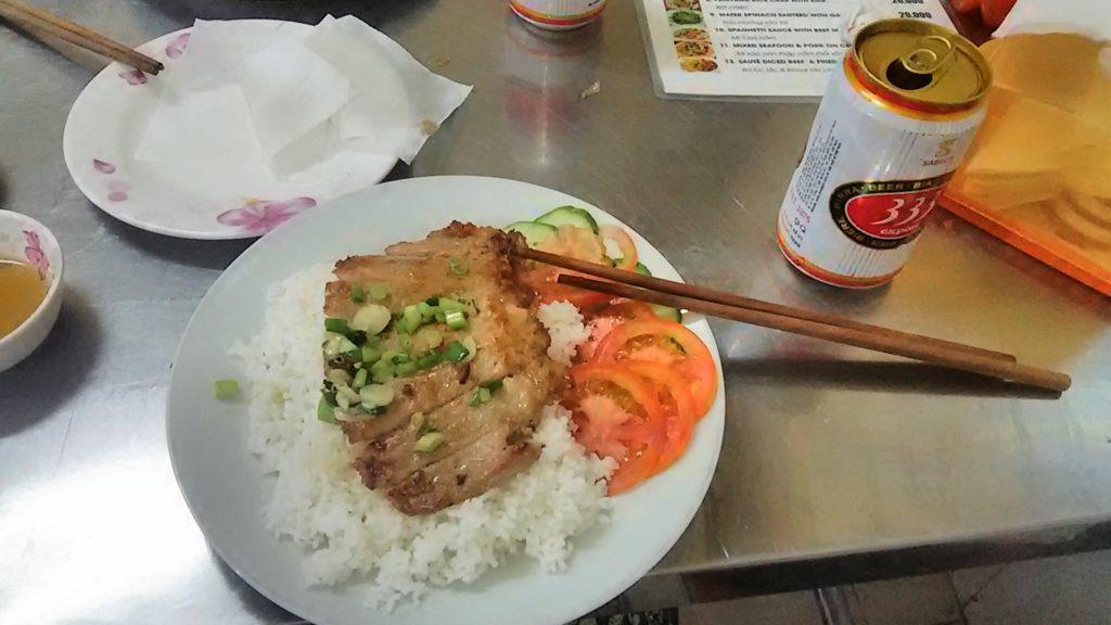 サイゴン豚飯