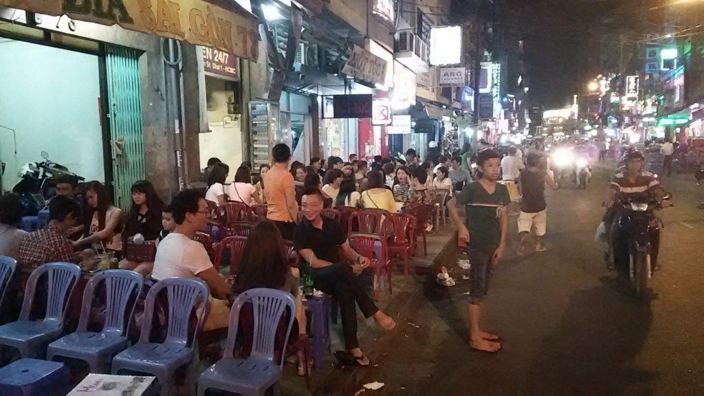 サイゴン繁華街2